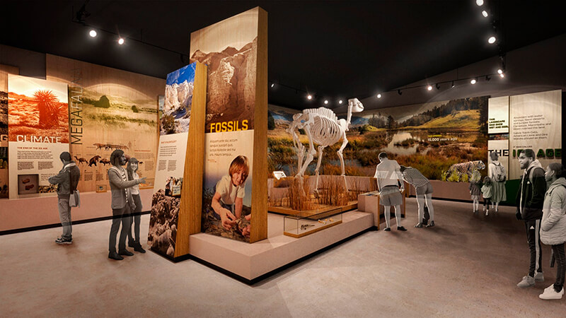 Ice Age Fossils State Park